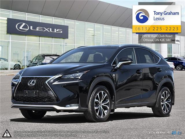2016 Lexus NX 200t Base (Stk: Y3092) in Ottawa - Image 1 of 25