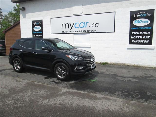 2017 Hyundai Santa Fe Sport 2.4 SE (Stk: 180642) in Richmond - Image 2 of 14