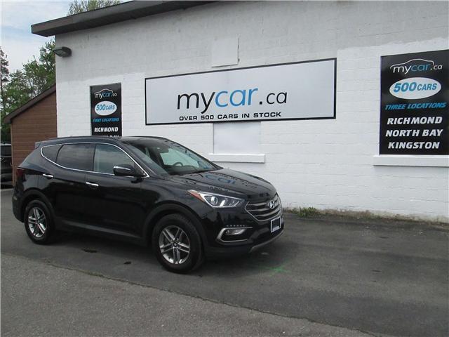 2017 Hyundai Santa Fe Sport 2.4 SE (Stk: 180640) in Richmond - Image 2 of 14