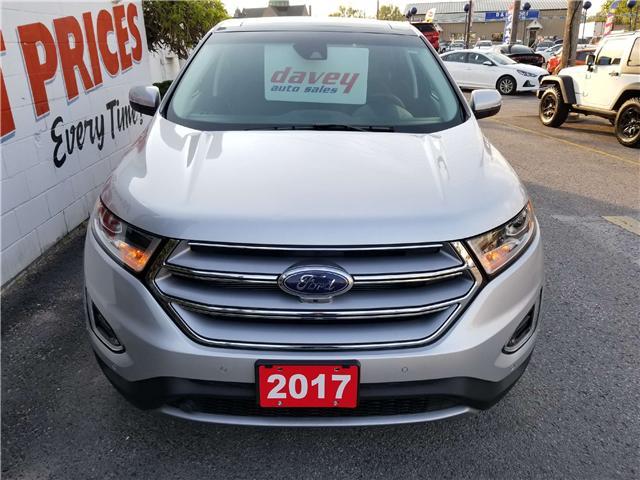 2017 Ford Edge Titanium (Stk: 18-266A) in Oshawa - Image 2 of 17