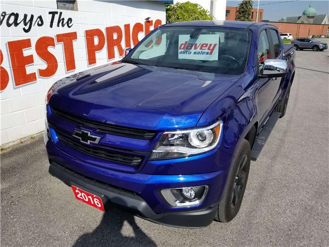 2016 Chevrolet Colorado LT (Stk: 18-280T) in Oshawa - Image 1 of 14