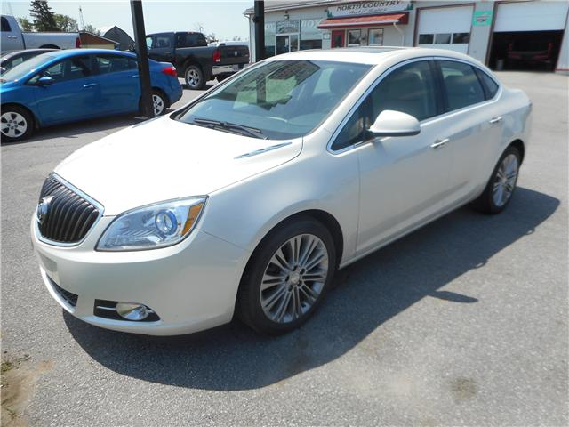 2015 Buick Verano Leather (Stk: NC 3571) in Cameron - Image 1 of 12