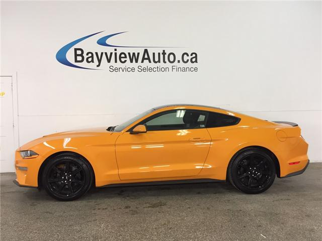 2018 Ford Mustang EcoBoost (Stk: 32756W) in Belleville - Image 1 of 21