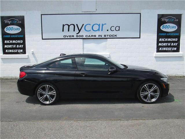 2014 BMW 428i xDrive (Stk: 180104) in Richmond - Image 1 of 14