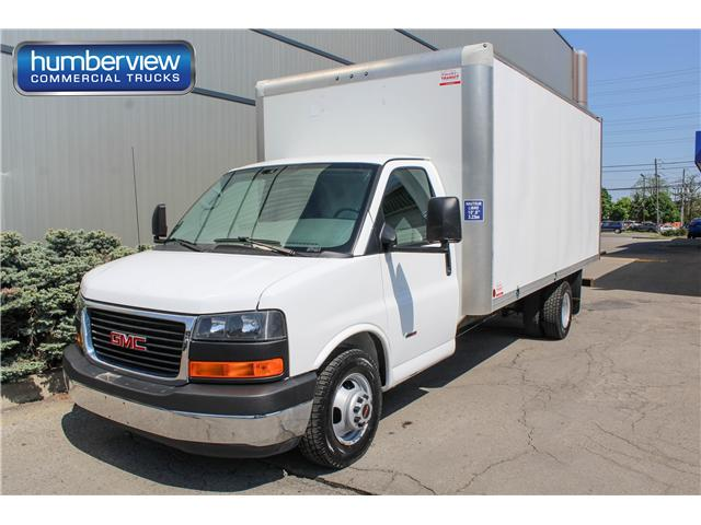 2014 GMC Savana Cutaway 3500 1SD (Stk: CTDR1768 DIESEL ) in Mississauga - Image 3 of 15