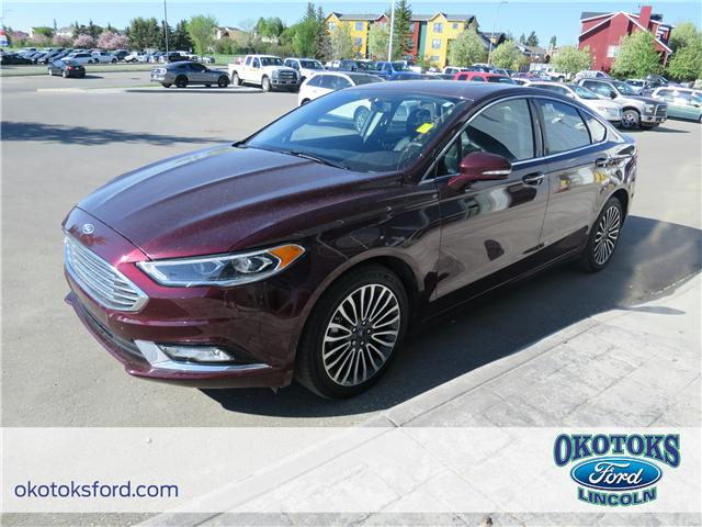 2017 Ford Fusion SE (Stk: B83070) in Okotoks - Image 1 of 22