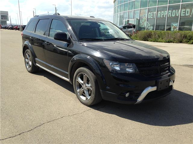 2017 Dodge Journey Crossroad (Stk: 284089) in Calgary - Image 1 of 14