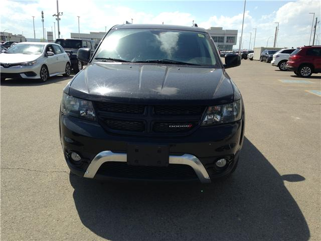 2017 Dodge Journey Crossroad (Stk: 284089) in Calgary - Image 2 of 14