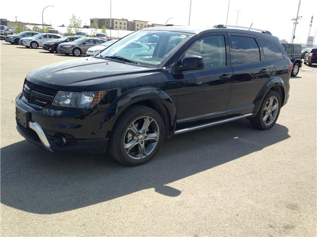 2017 Dodge Journey Crossroad (Stk: 284089) in Calgary - Image 3 of 14
