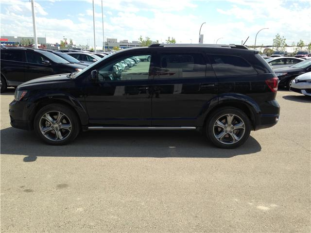 2017 Dodge Journey Crossroad (Stk: 284089) in Calgary - Image 4 of 14