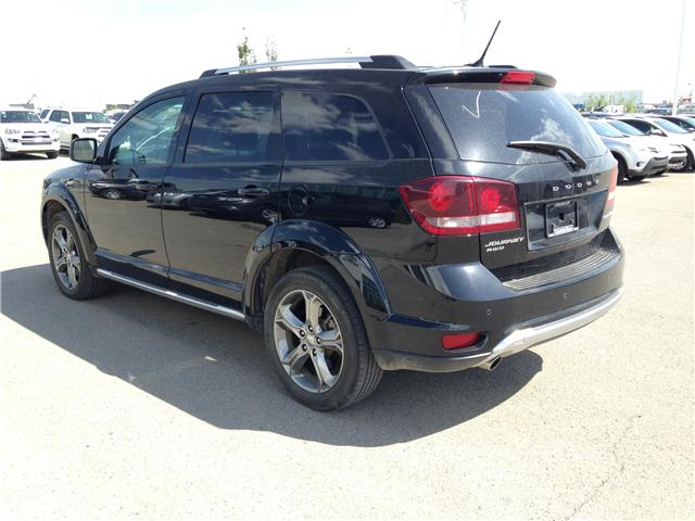 2017 Dodge Journey Crossroad (Stk: 284089) in Calgary - Image 5 of 14