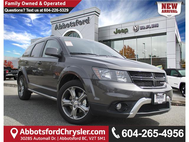 2017 Dodge Journey Crossroad (Stk: AA0177) in Abbotsford - Image 1 of 28