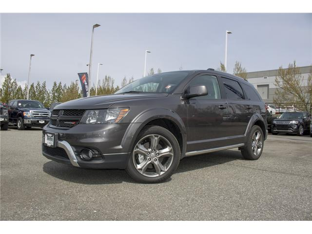 2017 Dodge Journey Crossroad (Stk: AA0177) in Abbotsford - Image 3 of 28