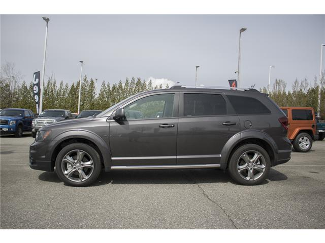 2017 Dodge Journey Crossroad (Stk: AA0177) in Abbotsford - Image 4 of 28