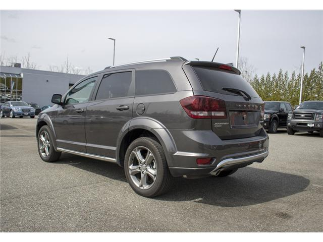 2017 Dodge Journey Crossroad (Stk: AA0177) in Abbotsford - Image 5 of 28
