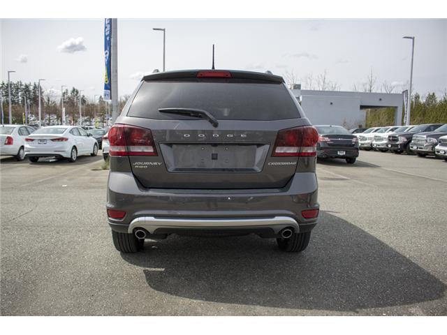 2017 Dodge Journey Crossroad (Stk: AA0177) in Abbotsford - Image 6 of 28