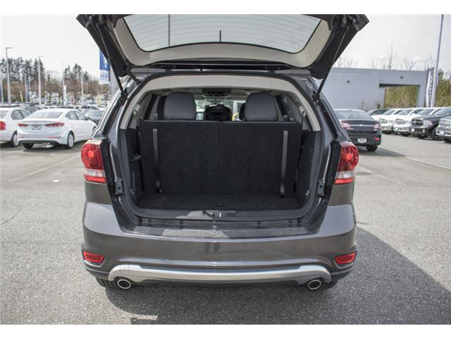 2017 Dodge Journey Crossroad (Stk: AA0177) in Abbotsford - Image 7 of 28