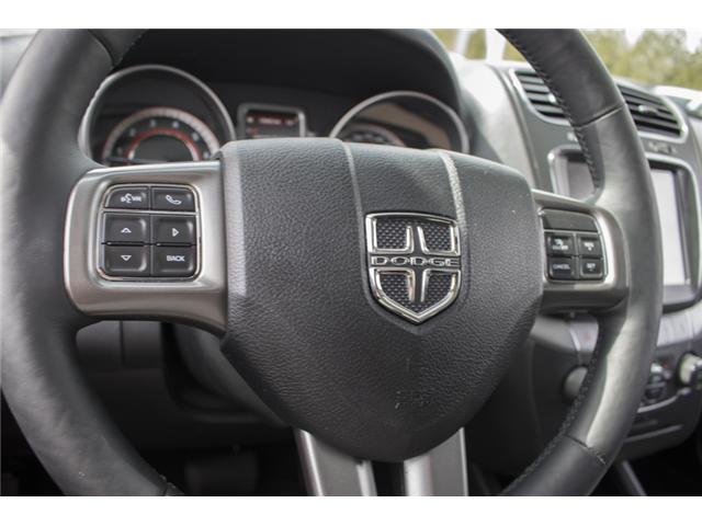 2017 Dodge Journey Crossroad (Stk: AA0177) in Abbotsford - Image 25 of 28