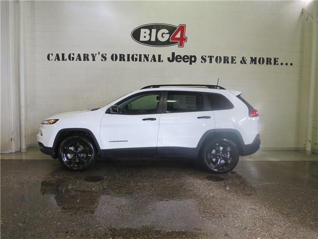 2018 Jeep Cherokee Sport (Stk: L272) in Calgary - Image 1 of 11