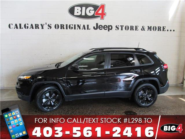 2018 Jeep Cherokee Sport (Stk: L298) in Calgary - Image 1 of 17