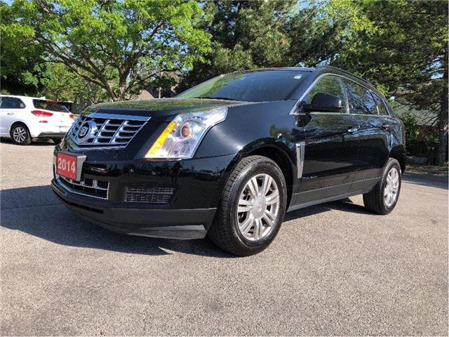 2014 Cadillac SRX B-Tooth| Leather| Dual Climate| Heat Seat (Stk: 5016) in Stoney Creek - Image 2 of 18