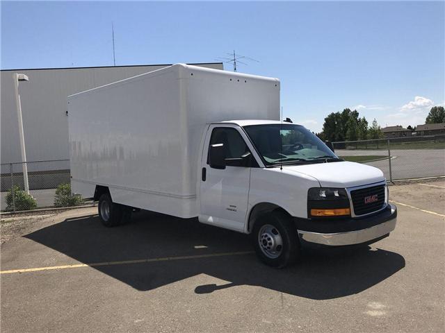 2018 GMC Savana Cutaway 4500