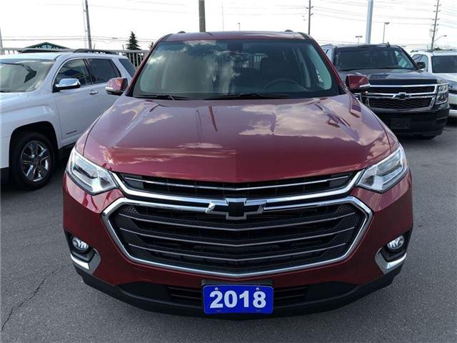 2018 Chevrolet Traverse LT True North (Stk: 189386) in BRAMPTON - Image 2 of 17