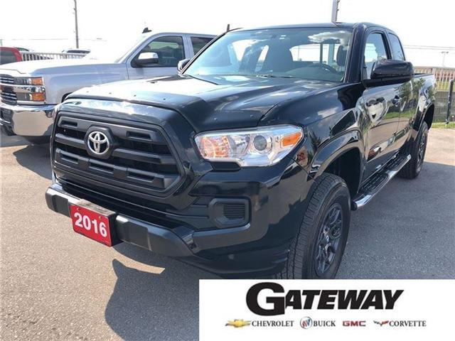 2016 Toyota Tacoma SR+|BACK UP CAMERA|BLUETOOTH|POWER WINDOWS| (Stk: 215548A) in BRAMPTON - Image 1 of 18
