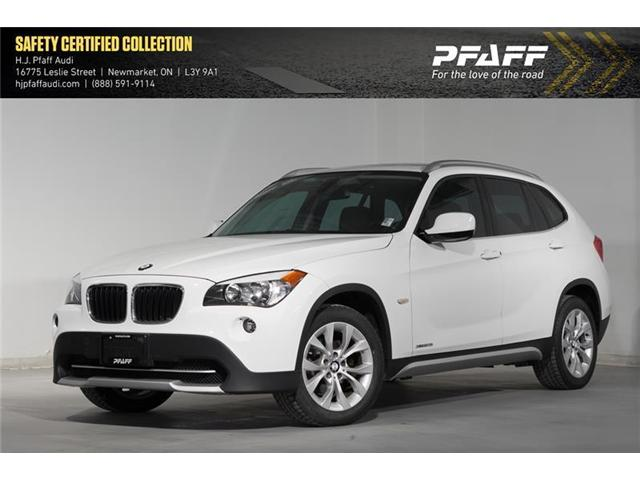 2012 BMW X1 xDrive28i (Stk: A10969A) in Newmarket - Image 1 of 15