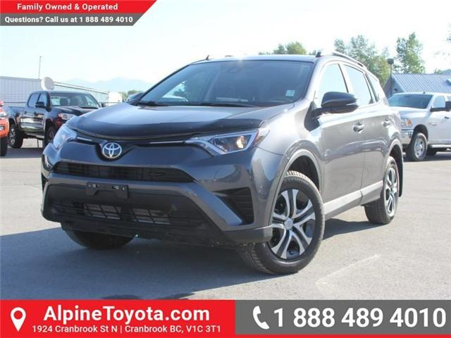2017 Toyota RAV4 LE (Stk: W578512M) in Cranbrook - Image 1 of 19