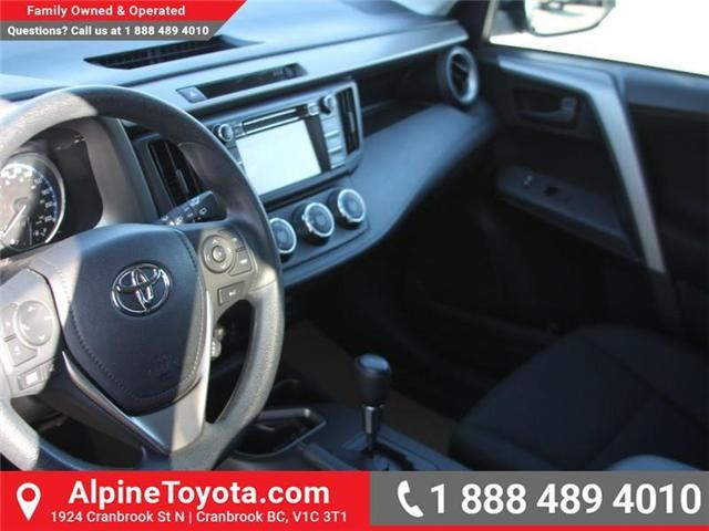 2017 Toyota RAV4 LE (Stk: W578512M) in Cranbrook - Image 8 of 19