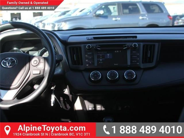2017 Toyota RAV4 LE (Stk: W578512M) in Cranbrook - Image 9 of 19