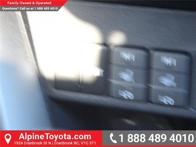 2017 Toyota RAV4 LE (Stk: W578512M) in Cranbrook - Image 13 of 19