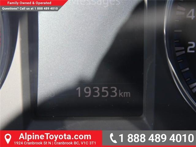 2017 Toyota RAV4 LE (Stk: W578512M) in Cranbrook - Image 16 of 19
