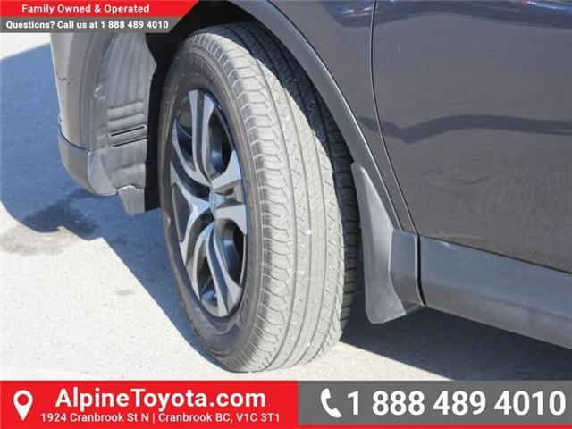 2017 Toyota RAV4 LE (Stk: W578512M) in Cranbrook - Image 19 of 19