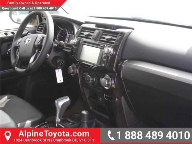 2018 Toyota 4Runner SR5 (Stk: 5563822) in Cranbrook - Image 11 of 20