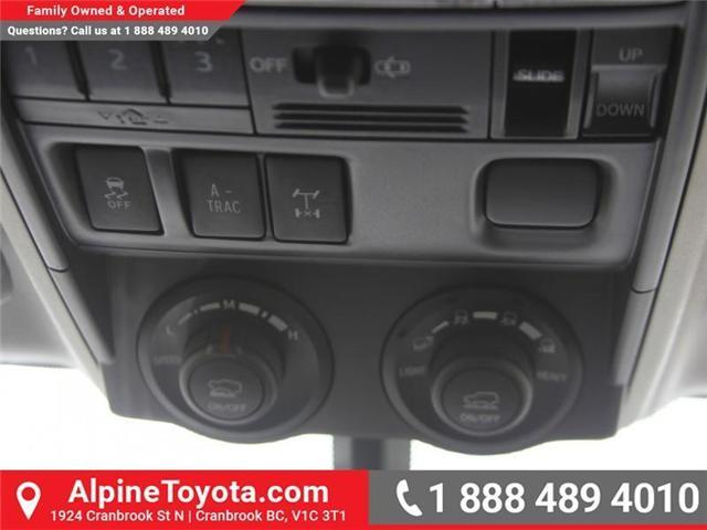 2018 Toyota 4Runner SR5 (Stk: 5563822) in Cranbrook - Image 15 of 20