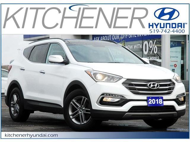 2018 Hyundai Santa Fe Sport  (Stk: OP3770) in Kitchener - Image 1 of 14