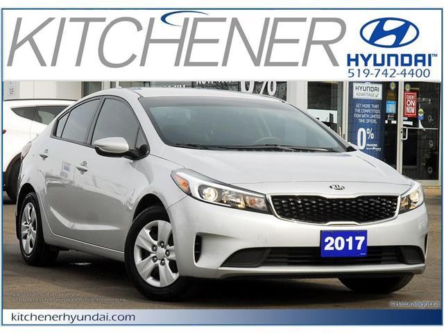 2017 Kia Forte LX LX at $12572 for sale in Kitchener - Kitchener Hyundai