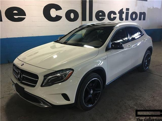 2015 Mercedes-Benz GLA-Class Base (Stk: 11703) in Toronto - Image 1 of 30