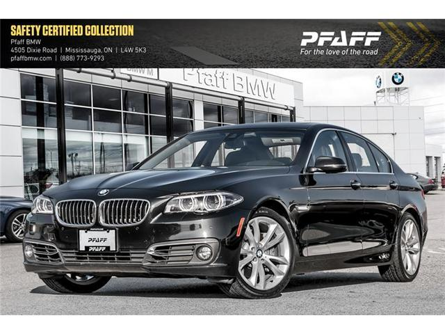 2014 BMW 535d xDrive (Stk: 19585A) in Mississauga - Image 1 of 21