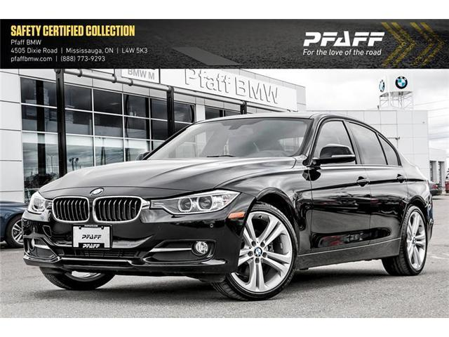 2014 BMW 328d xDrive (Stk: U4866) in Mississauga - Image 1 of 18