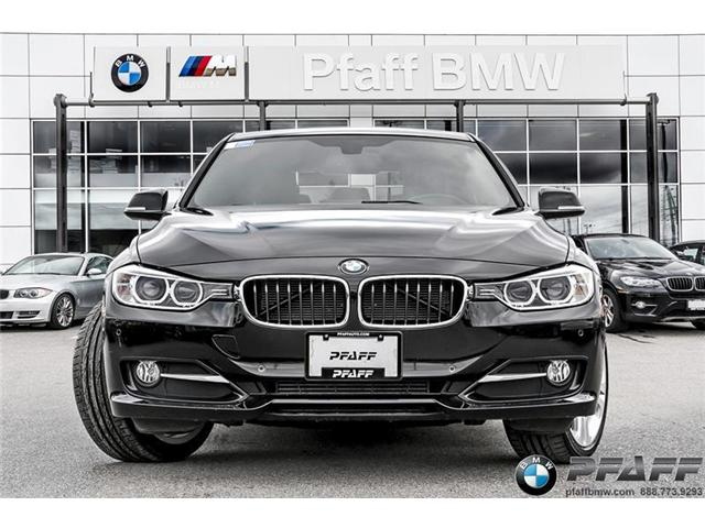2014 BMW 328d xDrive (Stk: U4866) in Mississauga - Image 2 of 18