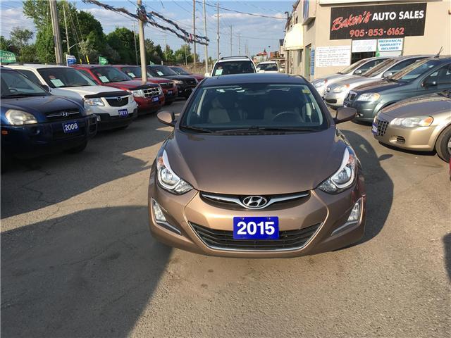2015 Hyundai Elantra Sport 6MT (Stk: P3463A) in Newmarket - Image 2 of 20