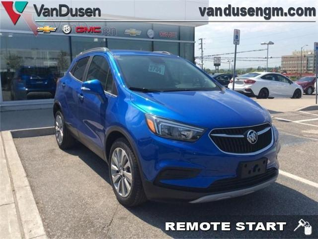 2018 Buick Encore Preferred (Stk: 183734) in Ajax - Image 1 of 21