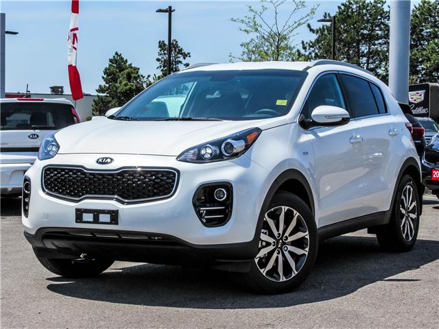 2018 Kia Sportage EX (Stk: SP18051) in Mississauga - Image 1 of 25