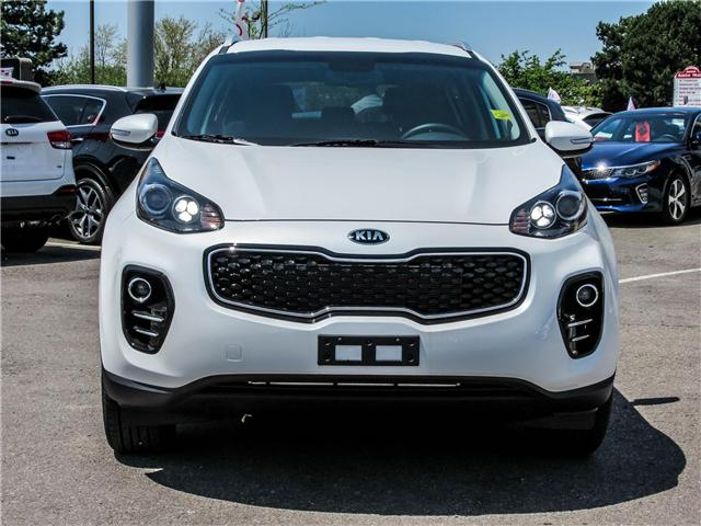 2018 Kia Sportage EX (Stk: SP18051) in Mississauga - Image 2 of 25
