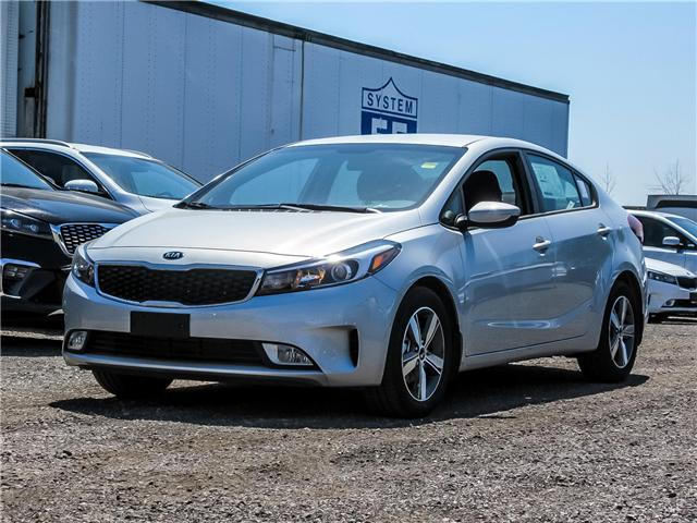 2018 Kia Forte LX+ (Stk: FR18051) in Mississauga - Image 1 of 24