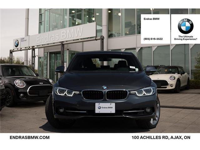 2018 BMW 330 i xDrive (Stk: 35163) in Ajax - Image 2 of 22