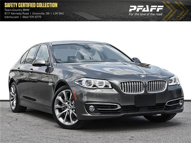 2014 BMW 535i xDrive (Stk: A11093) in Markham - Image 1 of 21